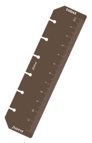 Filofax 213634 Pocket Lineal/Lesezeichen, braun
