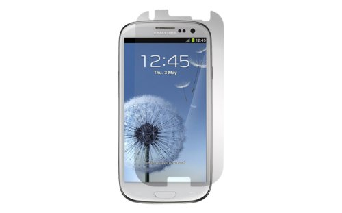 Gadget Guard GALAXYS3CASESCRN Screen Protector for Samsung Galaxy S III - Case Friendly - 1 Pack - Retail Packaging - Clear