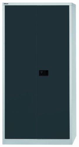 BISLEY Aktenschrank   Werkzeugschrank   Flügeltürenschrank aus Metall abschließbar inkl. 4...
