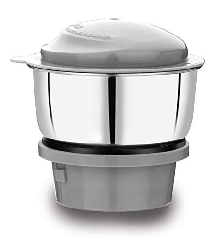 Lesco Multi Grinder (Cum Spice Grinder) 250 ml (Cool Grey, PP)