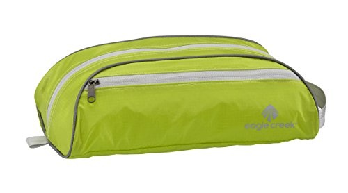 Eagle Creek Pack-It Specter Quick Trip Toiletry Organizer, Strobe Green (M)