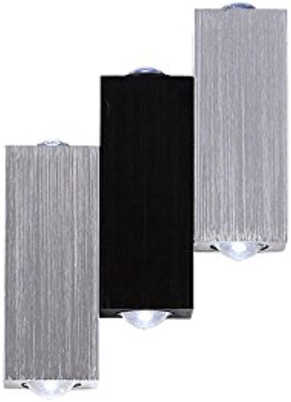 JJZHG Wandleuchte Wandlampe Wasserdicht Wandbeleuchtung Geführte dekorative Wandlampe des Innenhintergrundes der kreativen Persnlichkeit des Hotelwohnzimmergangs beinhaltet  Wandlampe