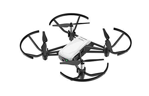 5. Tello Quadcopter Drone with HD Camera, Powered by DJI Technology