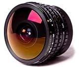 Peleng 8&Nbsp;Mm F3.5-&Nbsp; Objetivo Ojo de Pez Para Canon