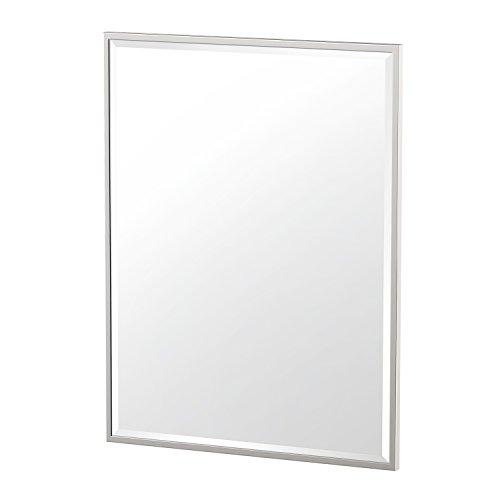 Gatco 1832 Flush Mount Framed Rectangle Mirror, 32.5-inch, Satin -