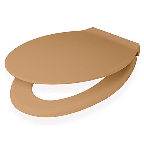 Pagette WC-Sitz Universal (mehrere Farben erhältlich), braun