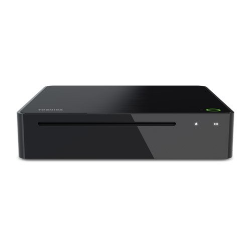 Toshiba BDX5500 3D 4K Ultra HD Blu-ray and Online Media Player