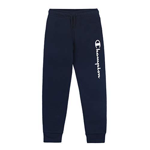 Champion Kinder Jogginghose Rib Cuff Pants 305363, Farbe:blau (NNY), Größe:S