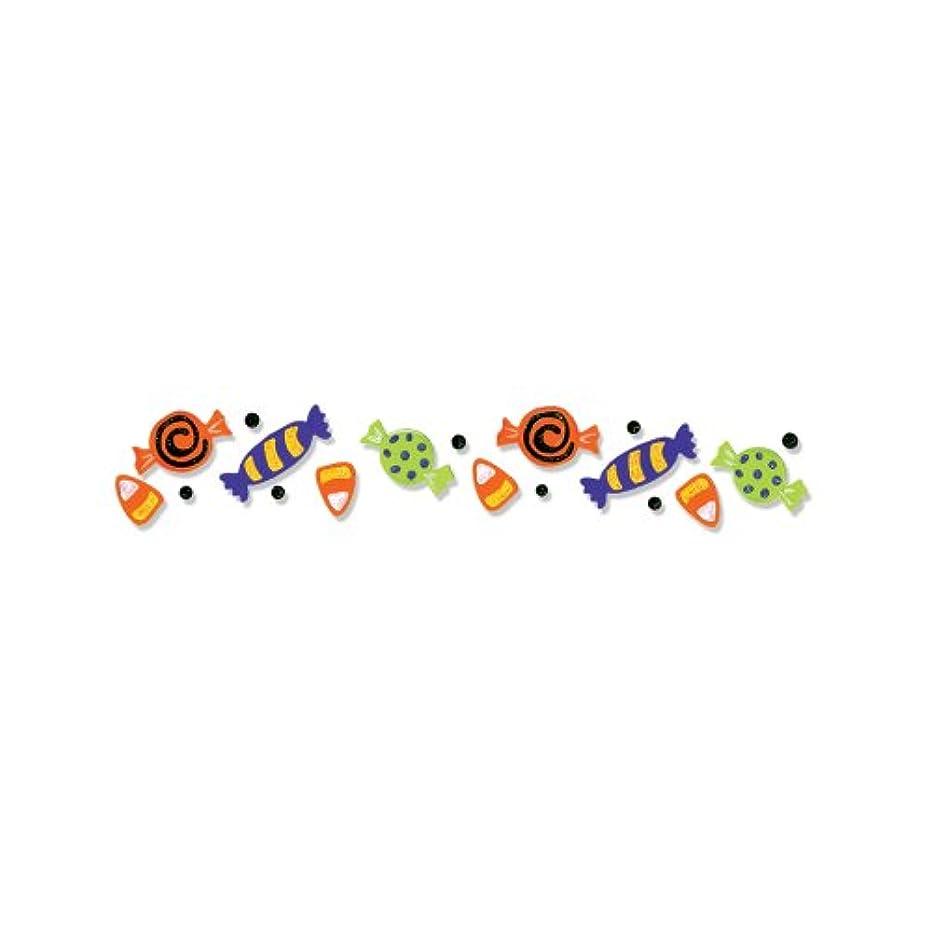 Sizzix Sizzlits Decorative Strip Die - Candy by Brenda Pinnick