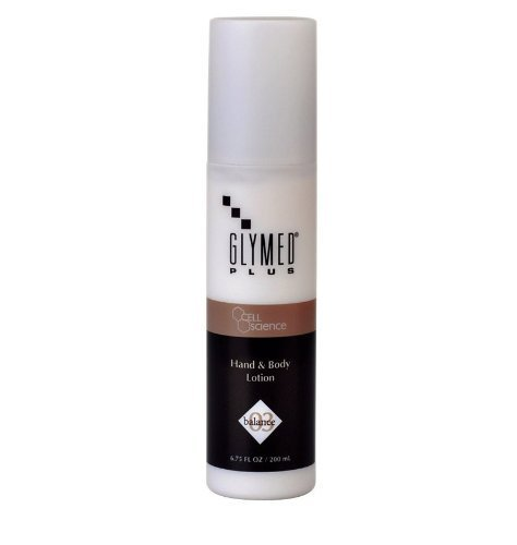 GlyMed Plus Cell Science Hand and Body Lotion