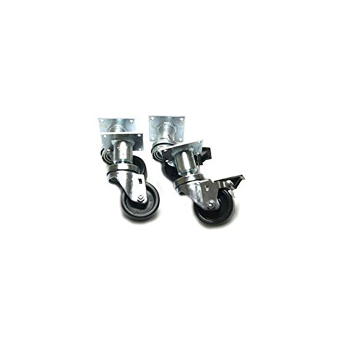 """Pitco (Set of 4) 6"""" Casters for Economy Fryers"""