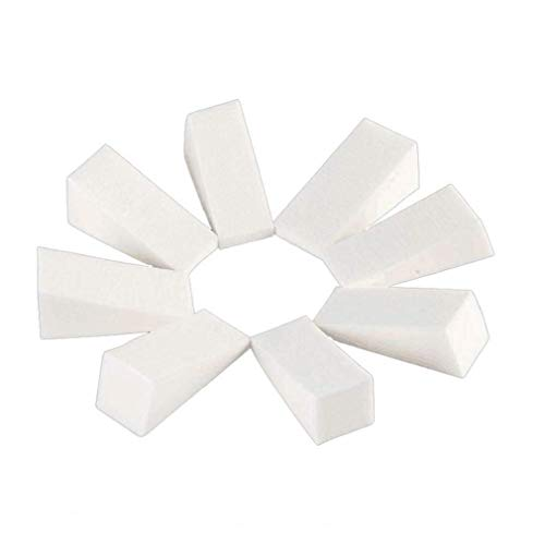 12PCS / SET Nail Art Gradient weiche Schwämme für Farbe verblassen Maniküre-Werkzeug-Polnisch Stamping DIY Nagel-Kunst-Werkzeuge Zubehör