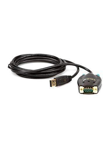 WJSW BW Technologies 151-004-555 Analytics RS232-zu-USB-PC-Verbindungskabel, 1,8 m Länge