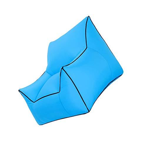 BANGSUN Aufblasbarer Sofa-Sessel, kleines Volumen, leicht, wasserdicht, faltbar, groß
