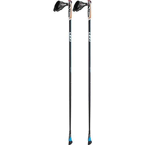 LEKI Smart Comp Nordic Walkingstöcke, 125CM
