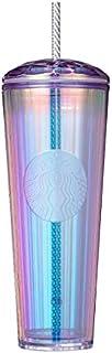 Starbucks スターバックス 2021 サマー フォレスト カリドスコフ コールドカップ Summer forest kalidoscoff coldcup 710ml 海外限定品 日本未発売 スタバタンブラー