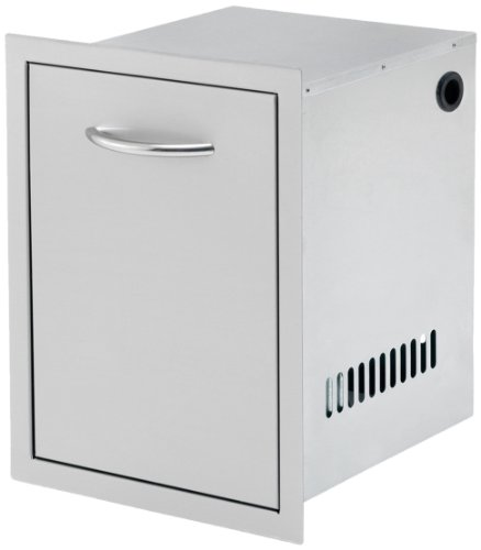 Cal Flame BBQ07857P Propane Tank LPG Drawer, Stainless Steel