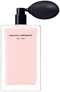 Narciso Rodriguez For Her Eau De Parfum with Atomizer (Limited Edition) 75ml