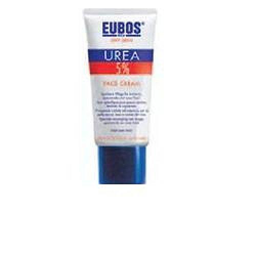 EUBOS 5% Urea Face Cream 50ml
