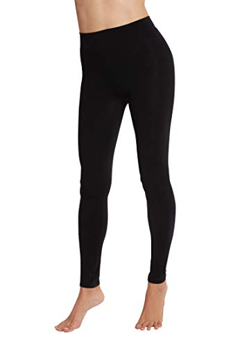 Wolford Damen Leggings (LW) Velvet Sensation Leggings, 15 DEN,black,Small (S)