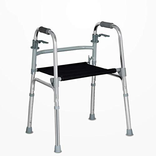 LY88 Daily Assistance Klapp-Gehhilfe für ältere Menschen Reha-Trainings-Gehhilfe für vierbeinige Behinderte
