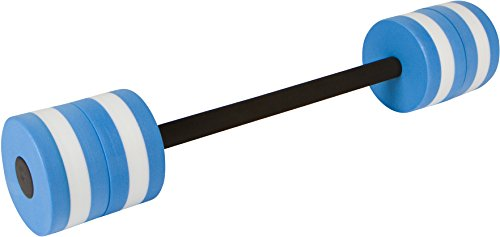 "Trademark Innovations 30"" Aqua Fitness Swim Bar with Padded Grip"