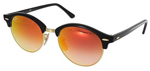 Ray-Ban RB4246-8053672605587 Gafas de sol, Negro (Black), 51.0 para Mujer