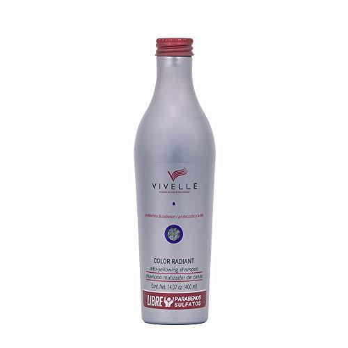 Shampoos Matizadores Violeta marca Vivelle