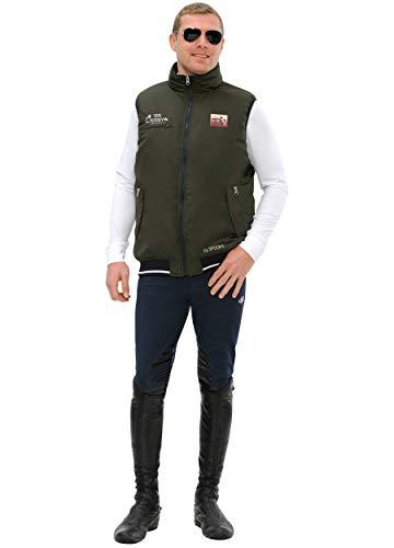 Derby Vest Men 2020 (Farbe: Olive; Größe: XL)