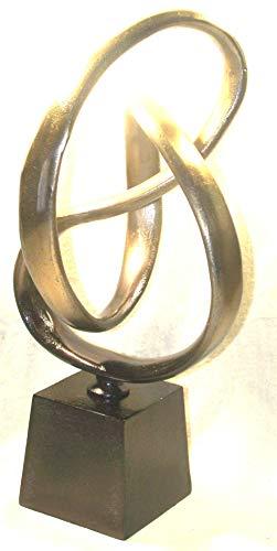 Item International - Decoración contemporánea (42 cm)