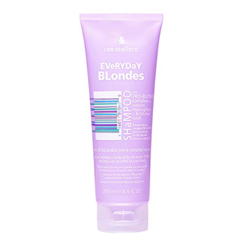 Lee Stafford Bleach Blondes Everyday Blondes Shampoo 250ml