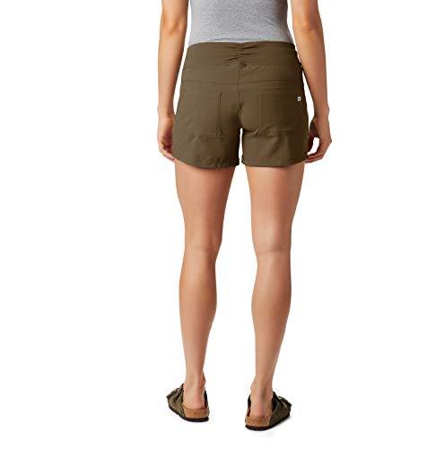 Mountain Hardwear Women's Dynama Short, Raw Clay, X-Large x 4