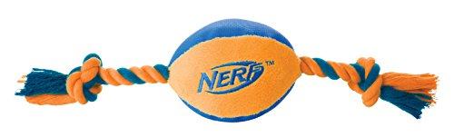 Nerf Dog Ultraplush Trackshot Tuff Tug: 38 cm