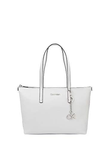 Calvin Klein Borsa Accessori Grigio K60k607881 1/21 Primavera Estate 2021
