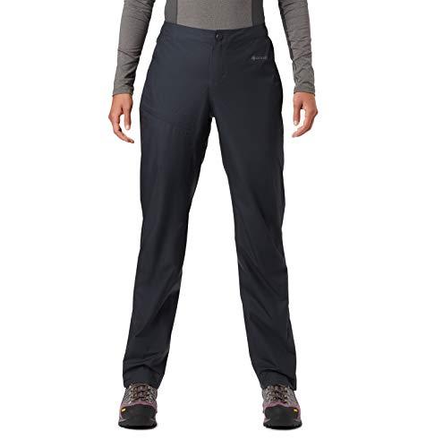 Mountain Hardwear Women's Exposure/2 Gore-Tex Paclite Plus Pant - Dark Storm - X-Small Regular