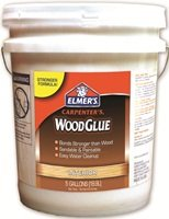 ELMERS Product 5 Gallon Yellow Pail Carpenter's Interior Wood Glue (E706)