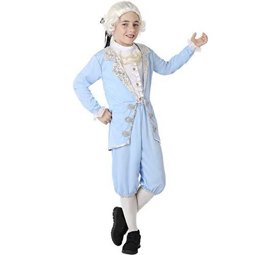 Atosa Disfraz de Veneciano Época Azul para niño 10 a 12 años