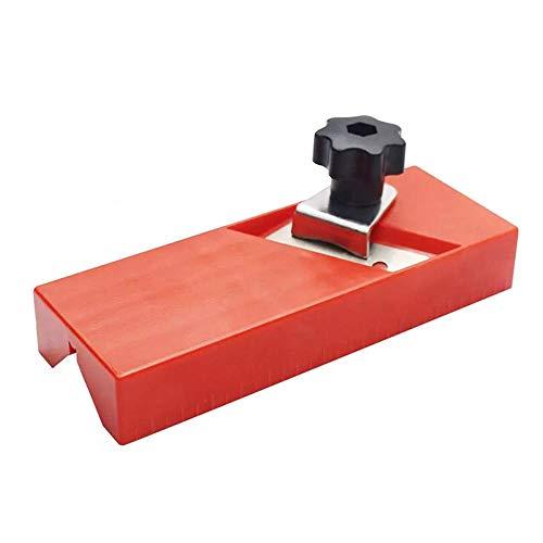 lefeindgdi Holzbearbeitungskanten-Eckhobel, langlebig, 45 Grad Schrägkante, manuelle Hobel, verstellbare Fasenhobel, Trimmhobel, Holz für Holzbearbeitung