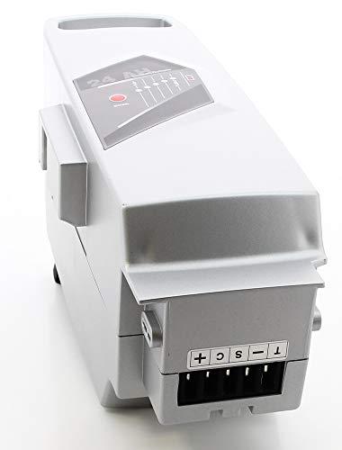 WSB Battery - Batteria per bicicletta elettrica 26 Volt 23000 mAh adatta per NKY224B02, NKY314B2, NKY335B2 BMZ Panasonic 25,2 V, adatta per molti Kalkhoff, Flyer, Raleigh, Kettler, ecc.