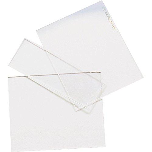 schweisser-king.de: Vorsatzgläser für Schweißerhelme Schutzglas Vorsatzscheibe VPE: 10 Stk., Größe:90 x 110 mm - klar