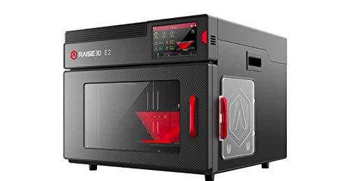 Impresora 3D E2 Raise3D centrada en la educación
