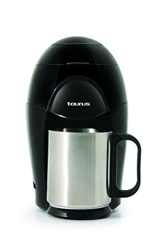 cafetera 1 taza fabricante Taurus