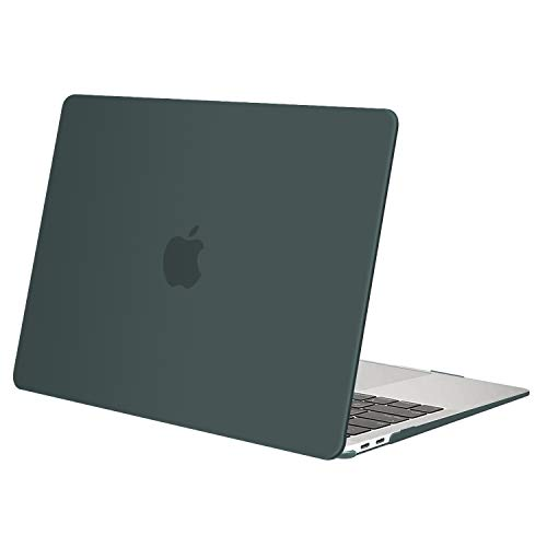 Progettato SOLO per essere compatibile con la versione 2020 2019 2018 MacBook Air 13 pollici con display Retina e Touch ID (modelli: A2179 e A1932 - MWTJ2LL / A, MVH22LL / A, MWTL2LL / A, MWTK2LL / A, MVH52LL / A, MVH42LL / A , MVFH2LL / A, MVFM2LL /...