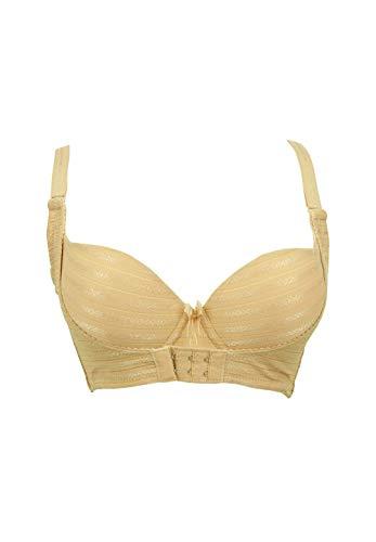 Sunna Character Underwired Bra/Push Up Bra/Shaper Bra/Lace Bra/T Shirt Bra. 32A to 40D (C, 5067-Beige, 34/75)