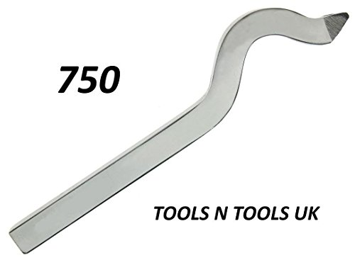 Hohe Qualität 750Silber Karat Schwanenhals Ring Stempel Stamping Punch Juweliere Werkzeug