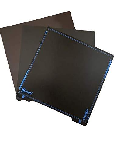 3DPLady | BIQU Magnetische flexible Druckbett Auflage 310 x 310 MM z.b für Artillery Sidewinder X1 /Cr10/Anycubic Mega X