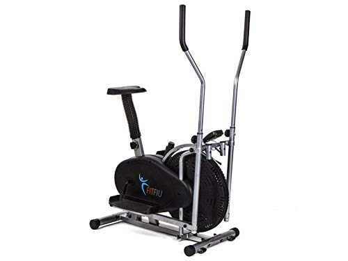 TECNOFIT Cyclette Ellittica Orbit 2000 S