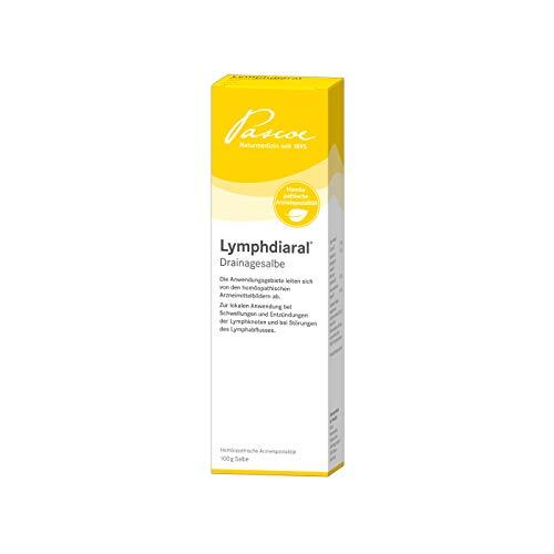 LYMPHDIARAL DRAINAGESALBE (100 G)