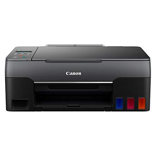 Canon プリンター 特大容量ギガタンク搭載 A4カラーインクジェット複合機 G3360 テレワーク向け