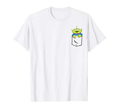 Disney Pixar A Toy Story Alien Pocket T-Shirt